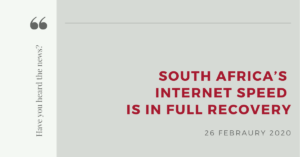 sa internet speed is back