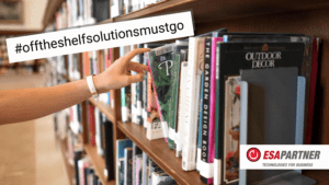 off the shelf solutions must fall blog header