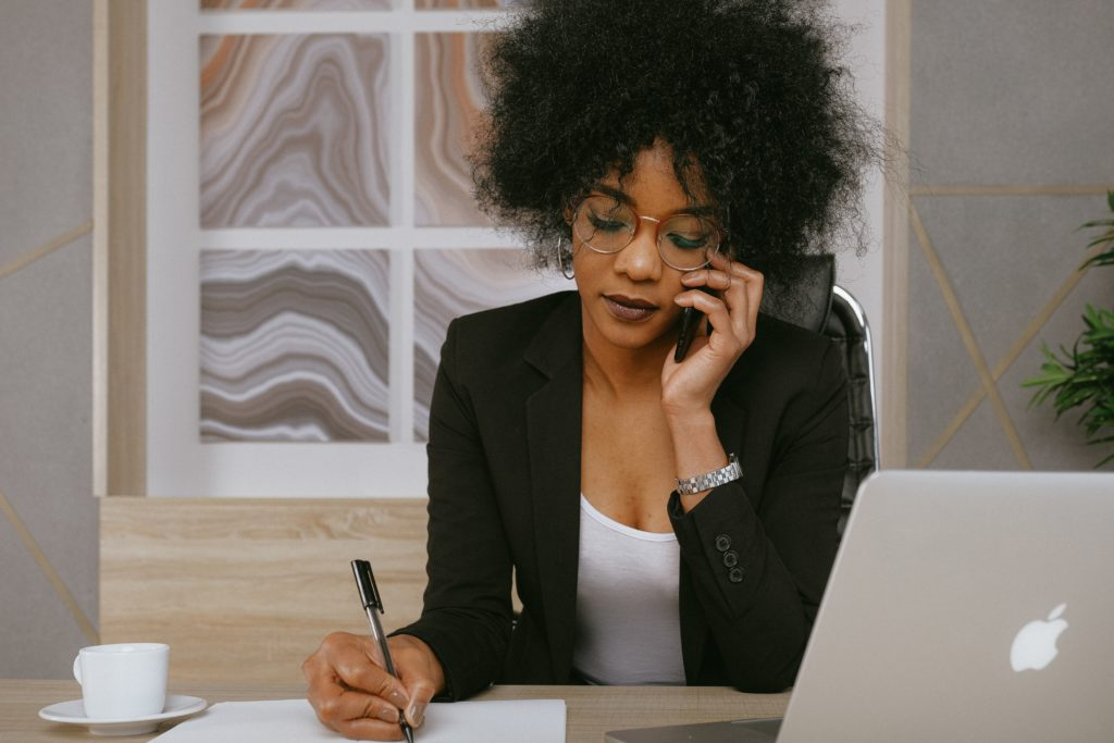 wwoman in the workplace