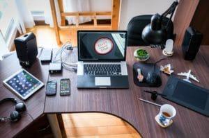 office desk gadgets